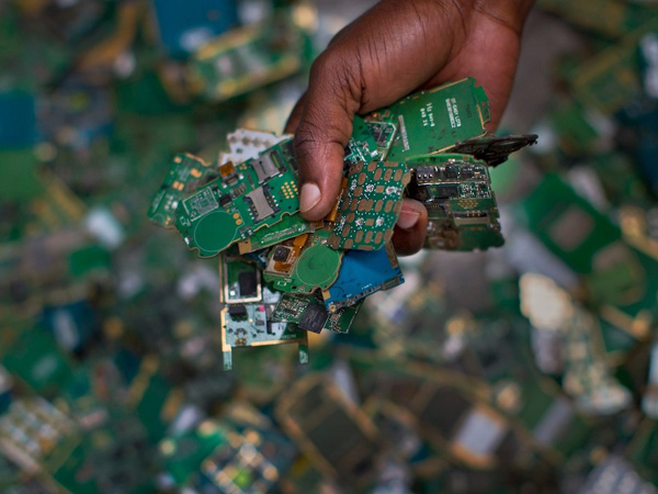 Is there any prospect for E waste PCB recycling business in India?